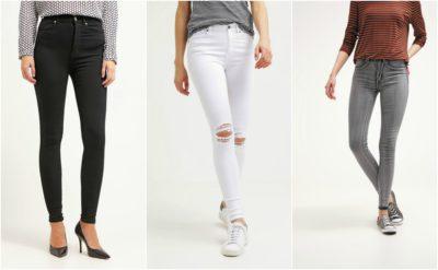 Flotte  Dr. Denim højtaljede bukser til kvinder
