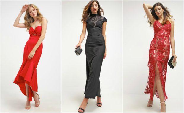 Flotte lange kjoler fra Jarlo til kvinder
