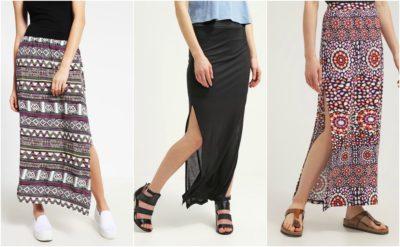De flotteste lange nederdele fra Vero Moda til kvinder