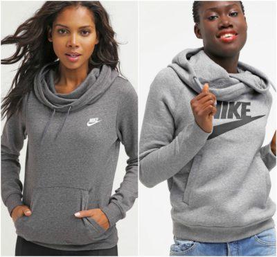 Flotte og sporty Nike hættetrøjer til kvinder