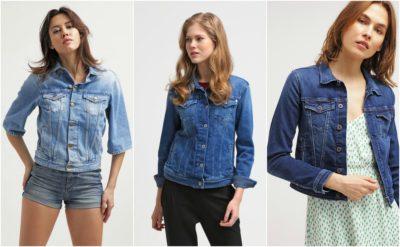 Flotte Pepe Jeans cowboyjakker til kvinder
