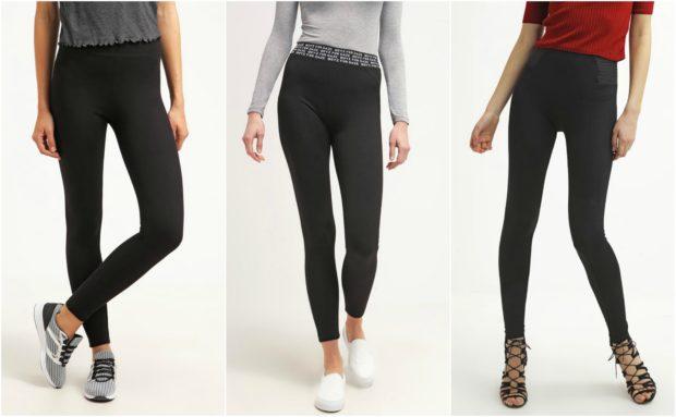 Flotte og sporty Topshop leggings til kvinder